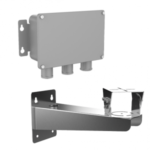 Brackets for Anti-corrosion Thermal Network Bullet Cameras