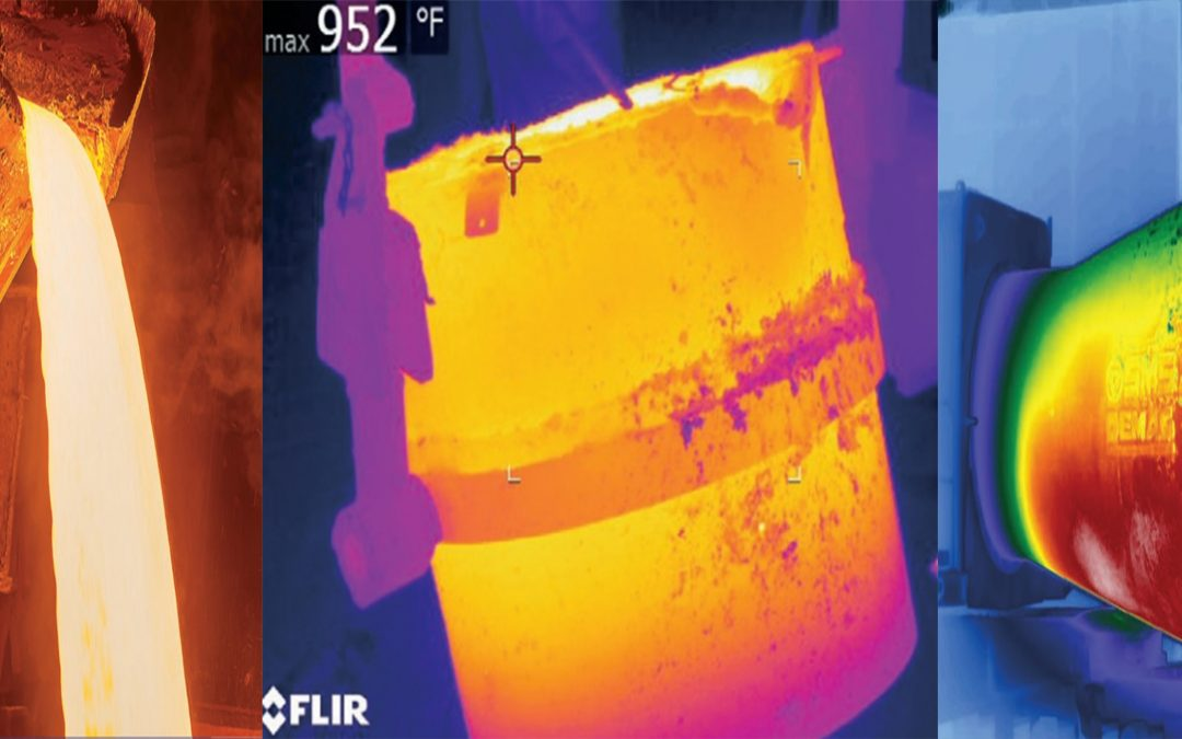 Continuous Thermal Imaging to Prevent Steel Breakouts