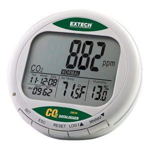 Carbon Dioxide Meters