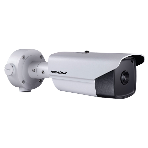 HIKVISION Thermal Network Bullet Camera for CONTINUOUS MONITORING OF MECHANICAL PARTS