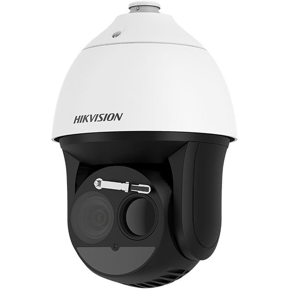 HIKVISION Thermal + Optical Bi-Spectrum PTZ Dome for ELECTRICAL SUBSTATION MONITORING