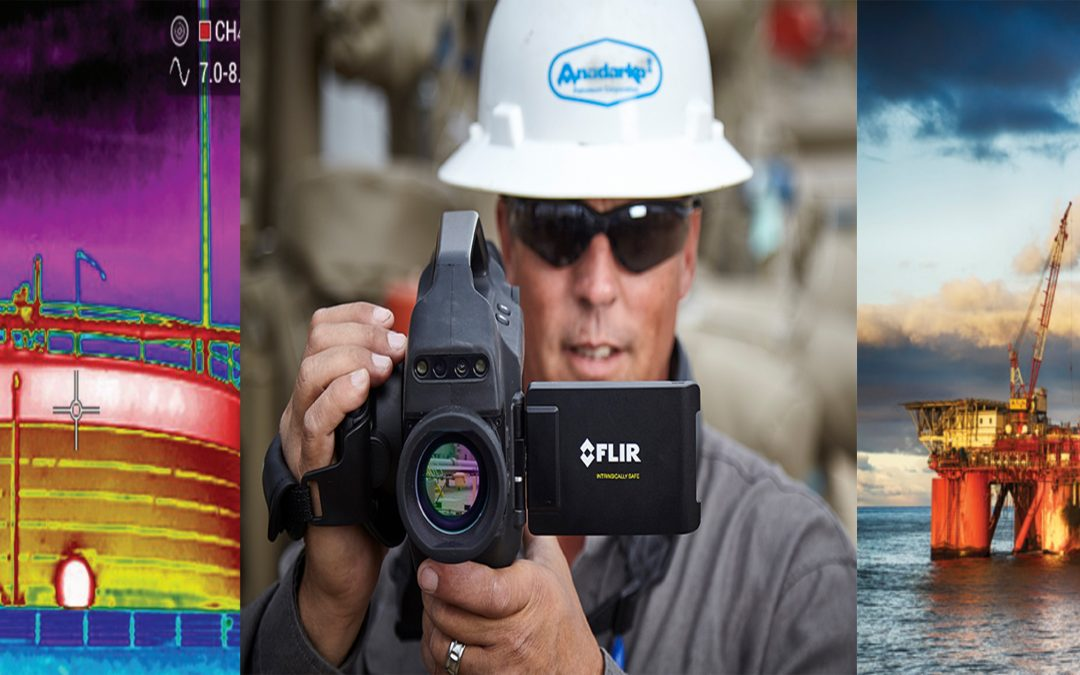 HOW FLIR GFx320 OPTICAL GAS IMAGING CAMERA PROMOTE A CULTURE OF SAFETY