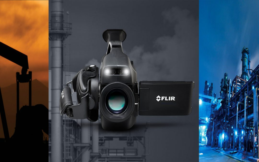 OPTICAL GAS IMAGING FOR THE CHEMICAL INDUSTRY
