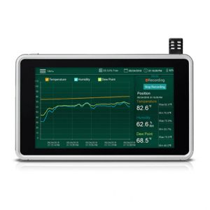 Datalogging Humidity Meters
